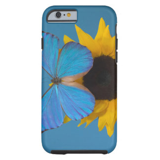 Fotografía de Sammamish Washington de la mariposa Funda De iPhone 6 Tough