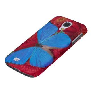 Fotografía de Sammamish Washington de la mariposa  Funda Para Galaxy S4