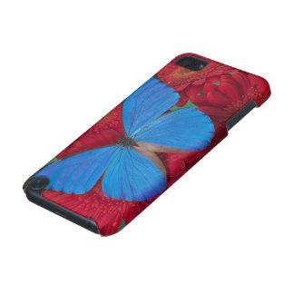 Fotografía de Sammamish Washington de la mariposa  Funda Para iPod Touch 5G