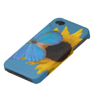 Fotografía de Sammamish Washington de la mariposa iPhone 4/4S Funda