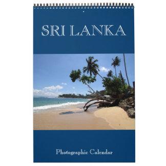 fotografía de Sri Lanka Calendarios De Pared