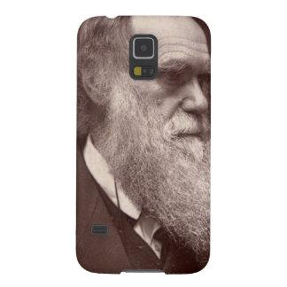 Fotografía de visite de la carta de Charles Darwin Funda Para Galaxy S5