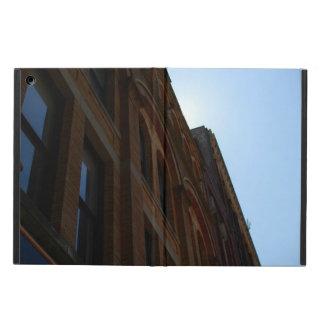 FOTOGRAFÍA del aire del iPad DE LA ARQUITECTURA de
