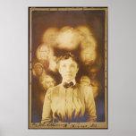Fotografía del alcohol de los fantasmas que rodean posters