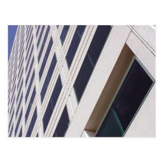 Fotografía del arte del rascacielos del negocio tarjetas postales