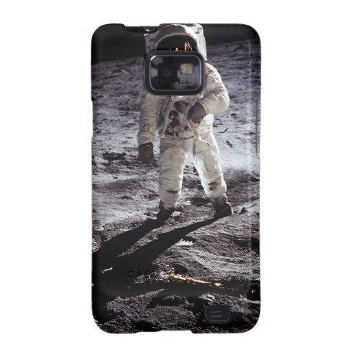 Fotografía del astronauta samsung galaxy s2 carcasas