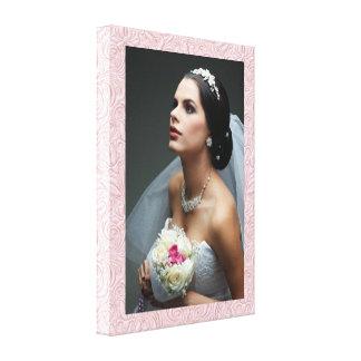 Fotografía del boda - impresión de la lona - SRF Impresiones De Lienzo
