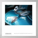 Fotografía del ornamento de la capilla de Chrysler Impresiones