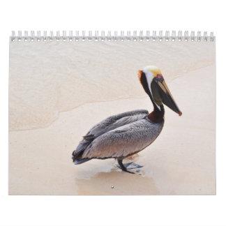 Fotografía del paisaje calendario