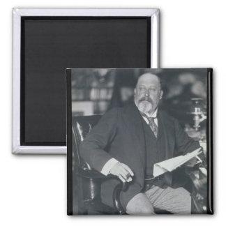 Fotografía del retrato de Edward VII (1841-1910) ( Imán Cuadrado
