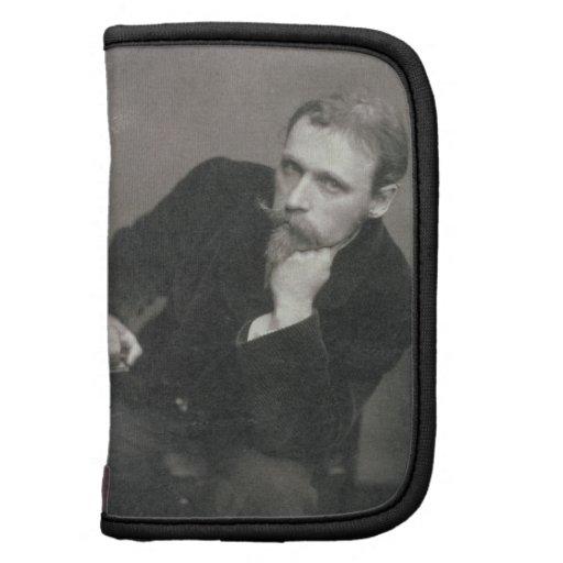 Fotografía del retrato de la grúa de Gualterio (18 Organizadores