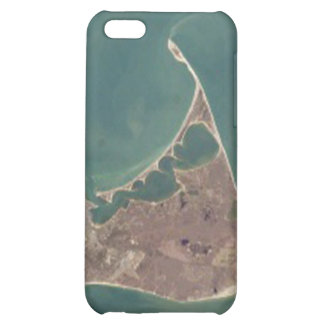 Fotografía del satélite de Nantucket