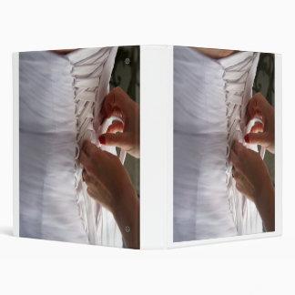 """Fotografía del vestido de boda del cordón de la carpeta 1"""""""