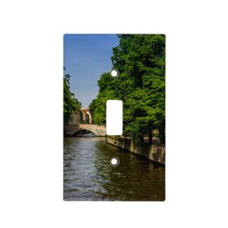 Fotografía del viaje de Bélgica canal de Brujas
