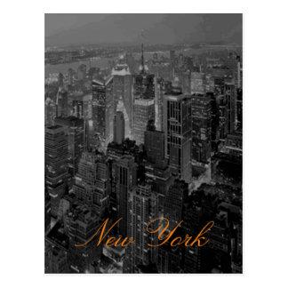 Fotografía del viaje de New York City del vintage Postales