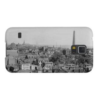 Fotografía del vintage de Charlestown Carcasas Para Galaxy S5
