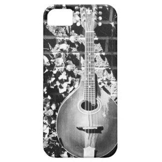 Fotografía del vintage de la mandolina de iPhone 5 carcasa