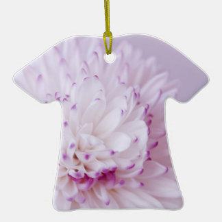 Fotografía en colores pastel suave de la flor ornamento para reyes magos
