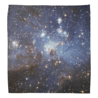 Fotografía estelar del espacio del cuarto de niños bandanas