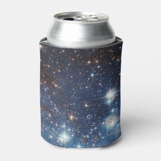 Fotografía estelar del espacio del cuarto de niños enfriador de latas