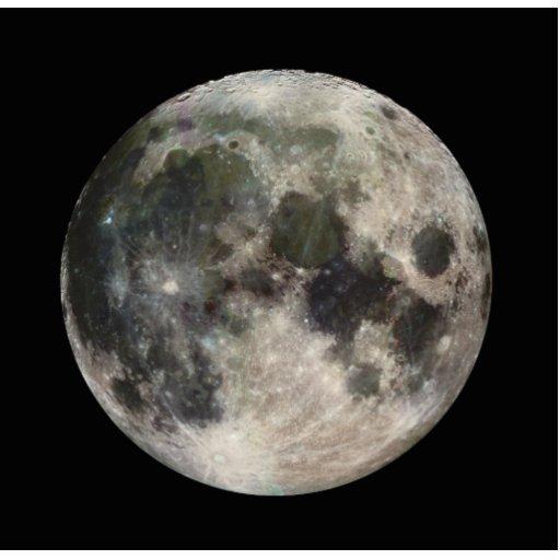 Fotografía Galileo de la Luna Llena Escultura Fotográfica