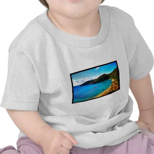 Fotografía Hawaii 004 de Naik Miguel Camiseta