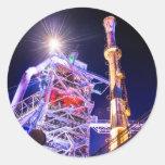 Fotografía industrial de HDR - planta siderúrgica  Etiquetas