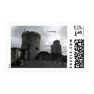 Fotografía La Rochelle, Francia - Sello