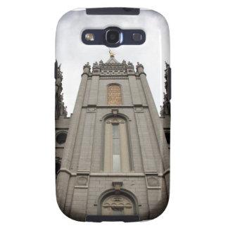 Fotografía mormona del templo de LDS Salt Lake Galaxy S3 Protector
