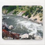 Fotografía Mousepad del río de Idaho Alfombrilla De Ratón