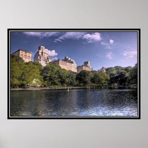 Fotografía New York City, los E.E.U.U. - Póster