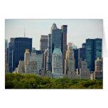 Fotografía New York City, los E.E.U.U. - Tarjetón