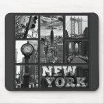 Fotografía Nueva York, los E.E.U.U. - Tapete De Ratones