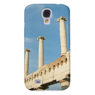 Fotografía romana antigua de la ciudad de Pompeya  Funda Para Galaxy S4
