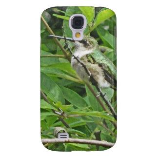 Fotografía Rubí-Throated del colibrí Funda Para Samsung Galaxy S4
