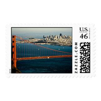 Fotografía San Francisco, los E.E.U.U. - Sellos