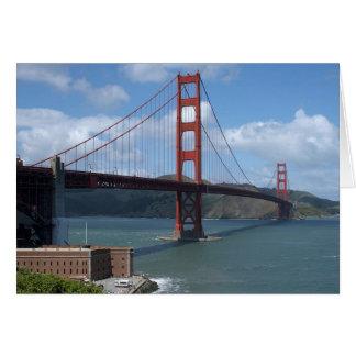 Fotografía San Francisco, los E.E.U.U. - Felicitación
