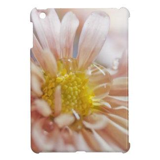 Fotografía suave del descenso de la flor y del agu iPad mini carcasa