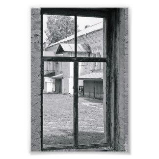 Fotografía T7 4x6 blanco y negro de la letra del Fotos