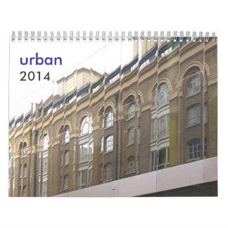 Fotografía urbana calendarios