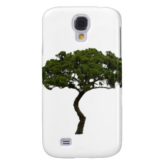 Fotografía vertical informal del árbol verde