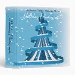 Fotografías azules del día de fiesta del navidad