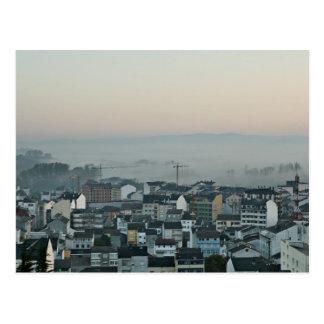 fotografias del Camino de santiago Postcard