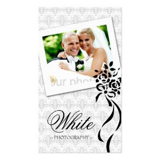 FOTÓGRAFO 311-WEDDING PLANTILLAS DE TARJETAS DE VISITA
