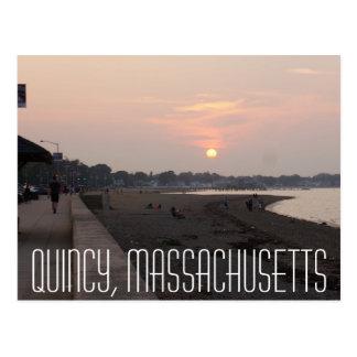 Fotógrafo Brad Hines de Quincy Massachusetts el | Postal