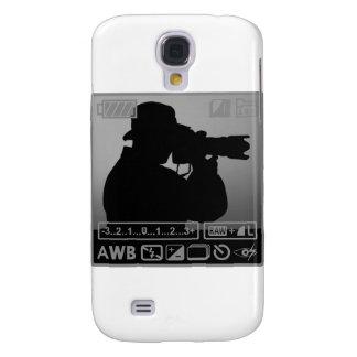 Fotógrafo Funda Samsung S4