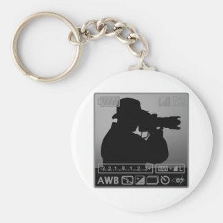 Fotógrafo Llaveros Personalizados
