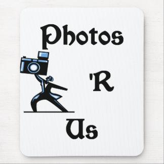 Fotógrafo Mousepad