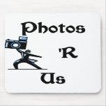 Fotógrafo Mousepad Alfombrilla De Raton