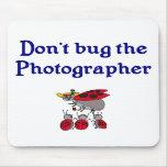 Fotógrafo Mousepad Alfombrillas De Ratón